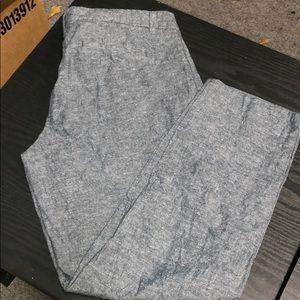 J.Crew dress or casual Capri pants